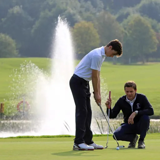 The Practice Range and Facilities are based at Kings Acre Golf Course